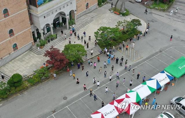 광주 코로나 일곡중앙교회 집단감염 최대변수