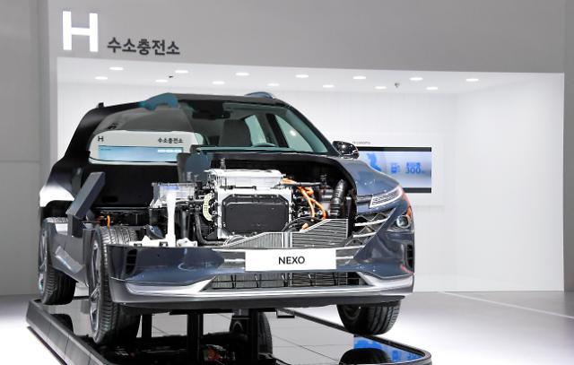 넥쏘의 힘…현대차 수소전기차 세계 판매 1만대 돌파