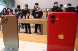 .SA报告:5G智能手机市场竞争愈加激烈 明年苹果或超华为登顶.