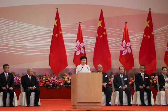 홍콩 가기 전 필독! 홍콩보안법 전문 읽기