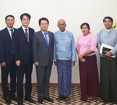농협은행, 미얀마 양곤사무소 설립 인가 획득