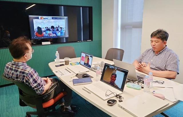 11번가, 지역 청년 창업자들과 온라인 화상강의로 소통