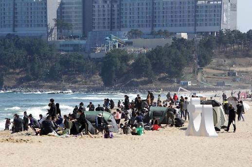 调查:2019年来韩外国游客人均支出1239美元