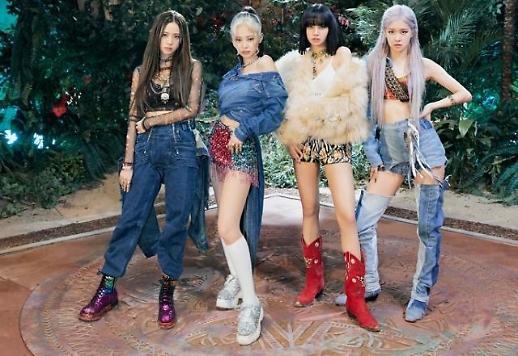 BLACKPINK新歌跻身公告牌第33 创韩国女团纪录
