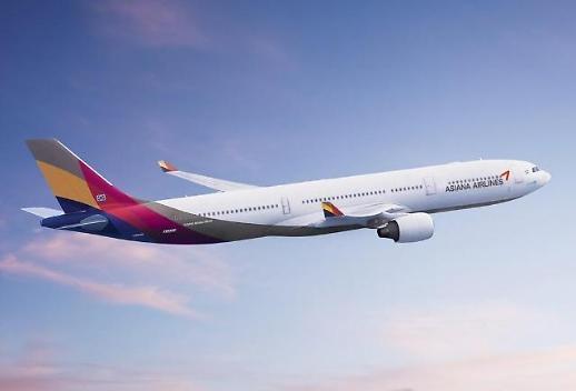 韩亚航空12日重启仁川至南京航线
