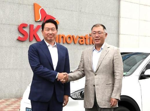 郑义宣今日拜会崔泰源 现代SK实现巨擘联手