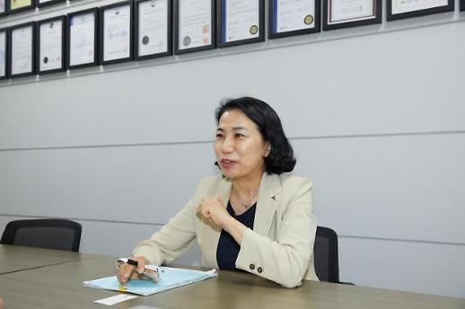 """从环保梦到""""减法""""产品——专访FINE KOREA公司代表朴星姬"""