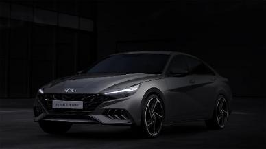 현대차, 올 뉴 아반떼 N라인 렌더링 공개…스포티한 디자인·강력한 주행성능