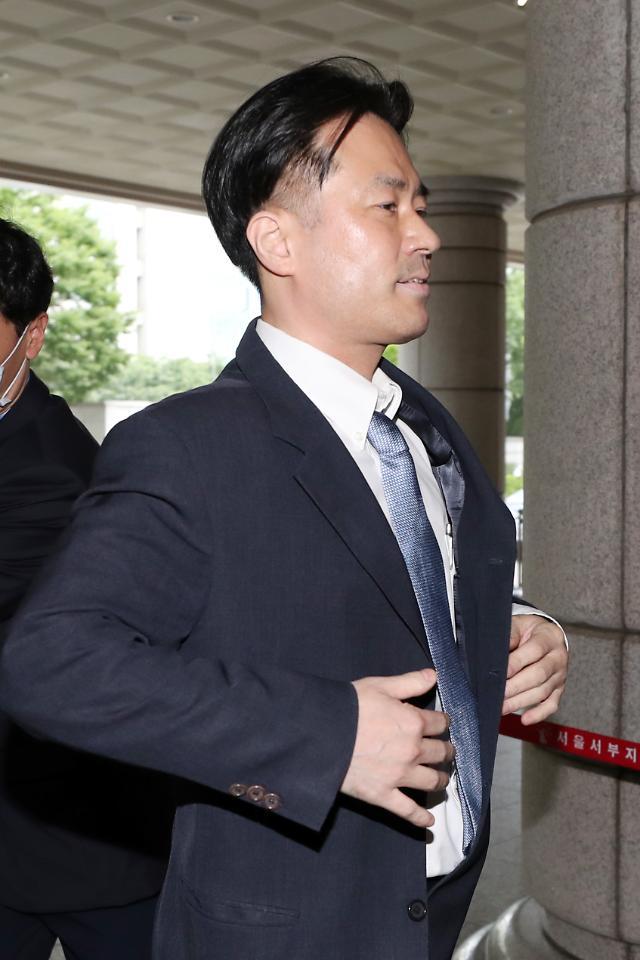 손석희 사장 공갈미수 김웅 징역 6개월…법정구속