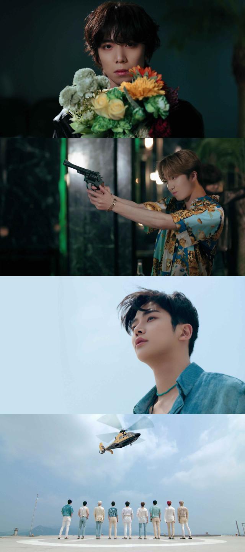 SF9, 신곡 MV 공개 이틀만에 1000만뷰 돌파···SF9표 여름 댄스 '후끈'