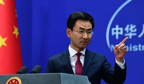 中외교부 입 겅솽 대변인, 유엔 中 부대표 취임