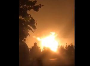 [중국영상]갑자기 펑 中 쓰촨성 폭죽공장 폭발 사고