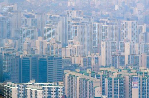 多数韩国城市居民6月预测一年后房价将上涨