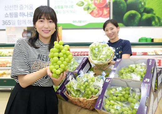 水果届的爱马仕 韩国香印青提出口大增