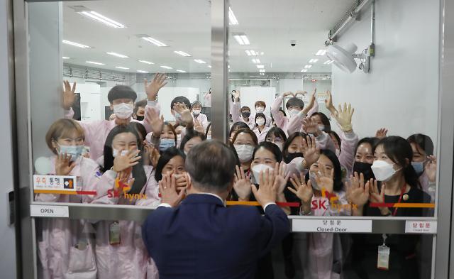 文대통령 지지율, 4개월 만에 '최저'…'부동산 정책' 부정 평가 1위