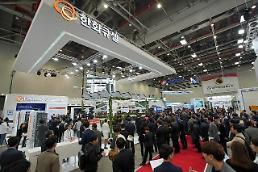 ハンファQセルズ、国内最大の太陽光展示会「国際グリーンエネルギーエキスポ」に参加