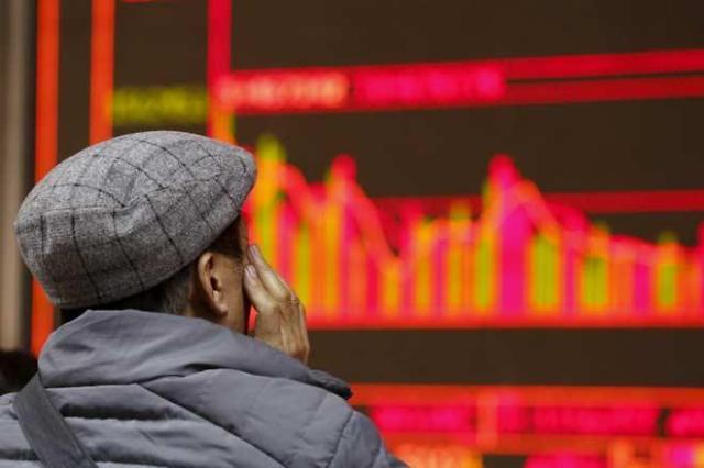 주식 내다파는 中국가기금....중국증시 강세장 속도조절