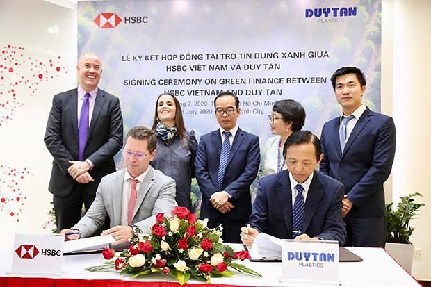 [NNA] HSBC, 베트남 재생 플라스틱 공장에 융자