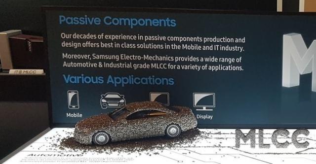 삼성전기, 자동차용 MLCC 5종 개발