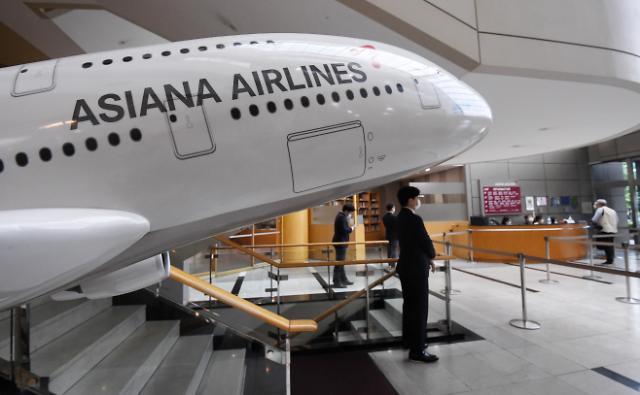아시아나항공, 105일 만에 한·중 운항 재개