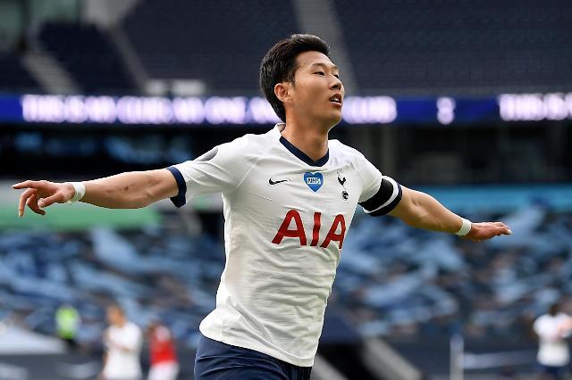 孙兴慜成首位在英超单赛季达成进球&助攻上双的亚洲球员