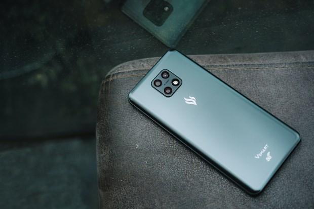 빈스마트, 스마트폰 'V-smart Aris 5G' 출시