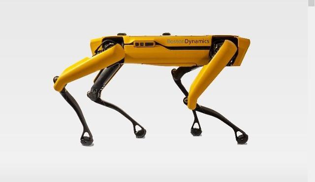 GS E&C introduces Boston Dynamics Spot robot at construction sites