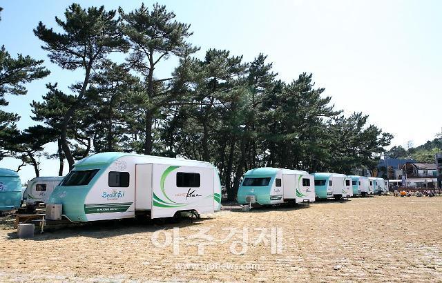 휴가 7말8초 공식 여전…숙박·캠핑 예약 어려워