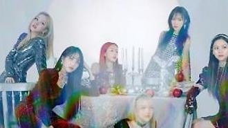 GFriend tái xuất với mini album mới 回:Song of the Sirens