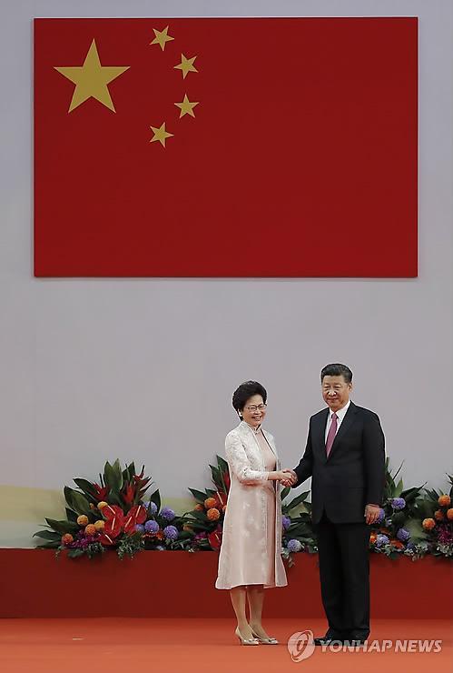 """""""금융시장 핵폭탄 투하?""""...홍콩 페그제 존치 놓고 시름 깊은 미국"""
