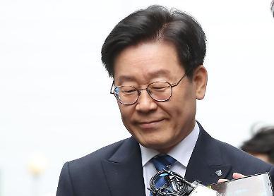 대법, 오는 16일 이재명 허위사실 공표 혐의 선고…지사직 유지되나(종합)
