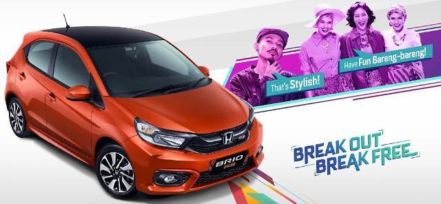 [NNA] 혼다車, 6월 印尼 판매대수 전월 대비 93% 증가