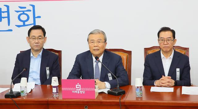 """통합당, '백선엽 홀대' 공세...""""정상적인 나라인가"""""""