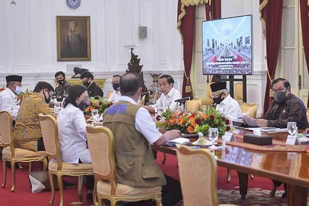 [NNA] 印尼 조코위 대통령, PCR 검사 하루 3만건 지시