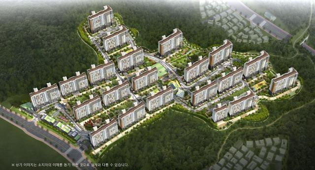 제일건설, 원주혁신도시 제일풍경채 센텀포레 이달 분양