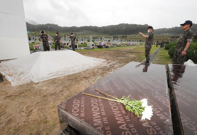 [포토] 한국군 최초 대장 백선엽 장군 안장될 대전현충원
