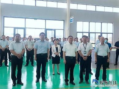 천페이 시장, 옌타이시 중점 프로젝트 현장시찰 [중국 옌타이를 알다(480)]