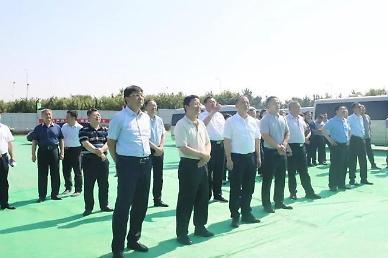 펑라이시 대표단, 옌타이 고신구와 협력방안 논의 [중국 옌타이를 알다(481)]
