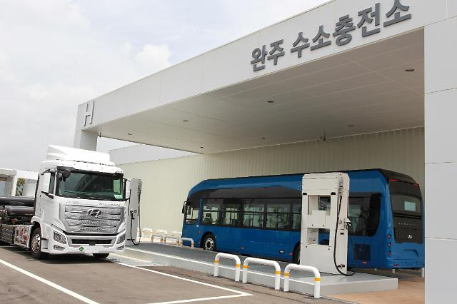 Hyundai and state energy company agree to push for expansion of hydrogen ecosystem