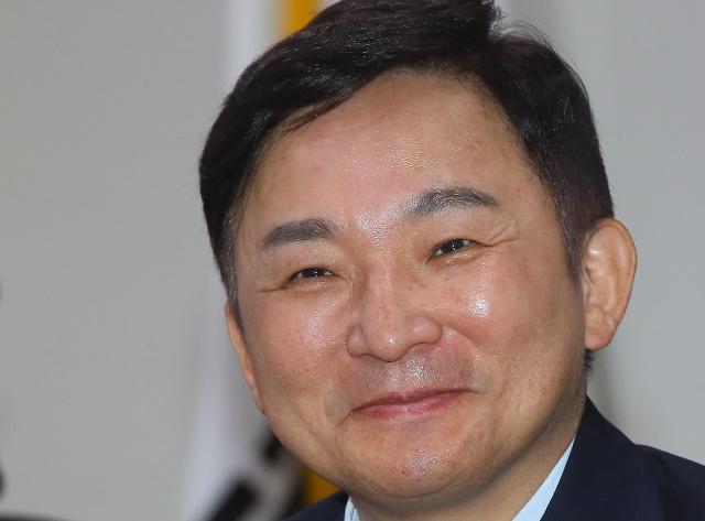 [포토] 안검하수 치료로 달라진 원희룡