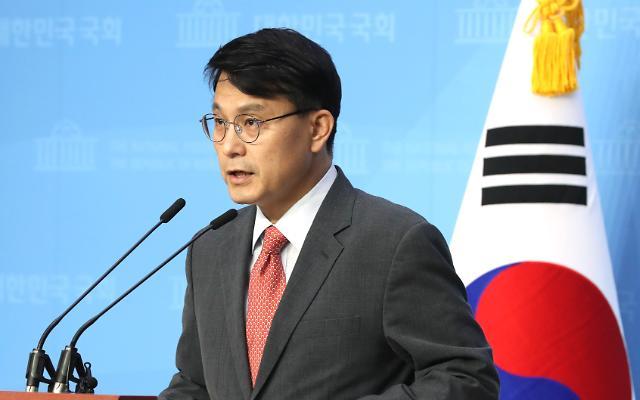 """[전문] 윤상현, """"함바왕 유상봉 선거 공작 부인...법적 대응 나설 것"""""""