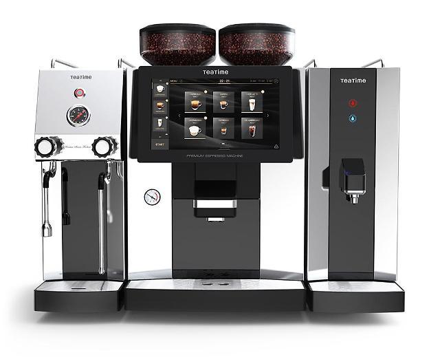 [알짜 중기제품] 동구전자, 해외 유명 커피머신과 맞장...고품질 커피·기기로 승부