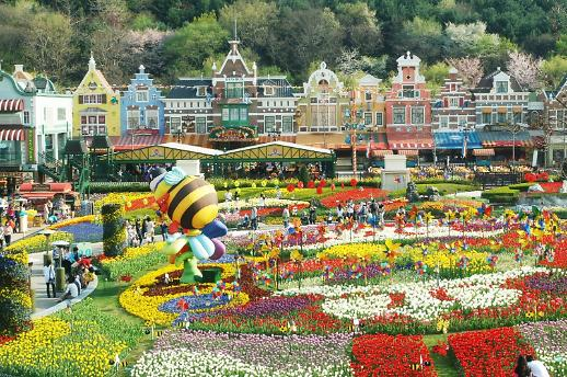 Địa điểm du lịch nào tại Hàn Quốc đón nhiều khách nhất trong năm 2019?