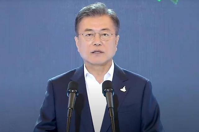 [NNA] 한국판 뉴딜, 2025년까지 14조엔 투입