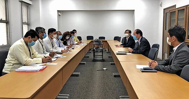 [NNA] 미얀마 해외취업협회, 일-미얀마 인적왕래 조기 재개 촉구