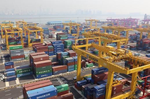 韩国6月出口物价环比上涨0.3%