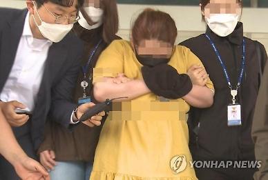 아동 여행가방 감금 사망 40대 여성...첫 재판서 살인 혐의 부인