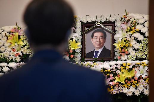 朴元淳自杀对今后补缺选、大选影响有多大?