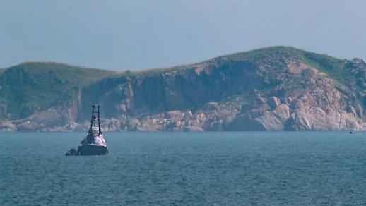 非法越境捕捞中国渔船不减反增 韩海警惧疫情降低打击力度