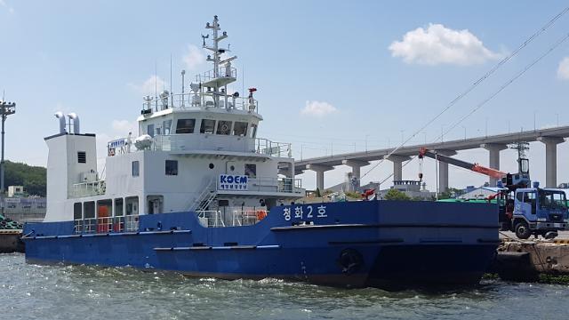 [한국판뉴딜] 관공선 109척·민간선 1008척 친환경 선박으로 바꾼다